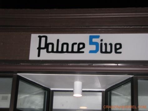 Palace Five