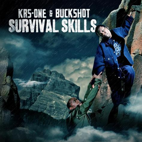 KRS.ONE.BUCKSHOT.SURVIVAL.SKILLS.COVER