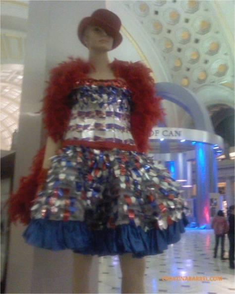 Redbull-Dress