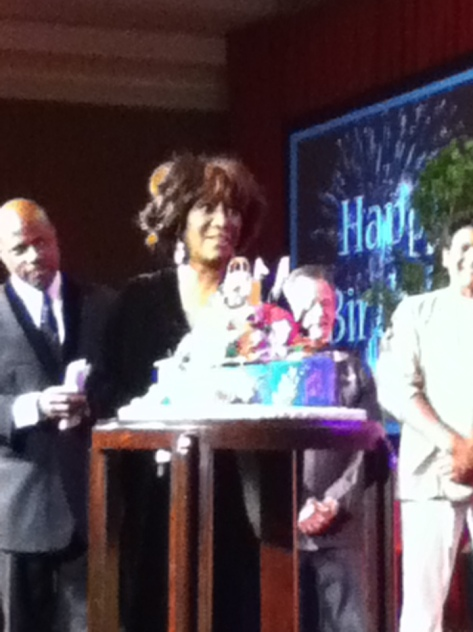 Patti LaBelle 67 Birthday DC